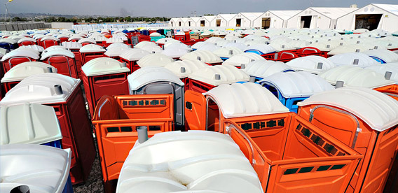 Champion Portable Toilets in Roseville, CA